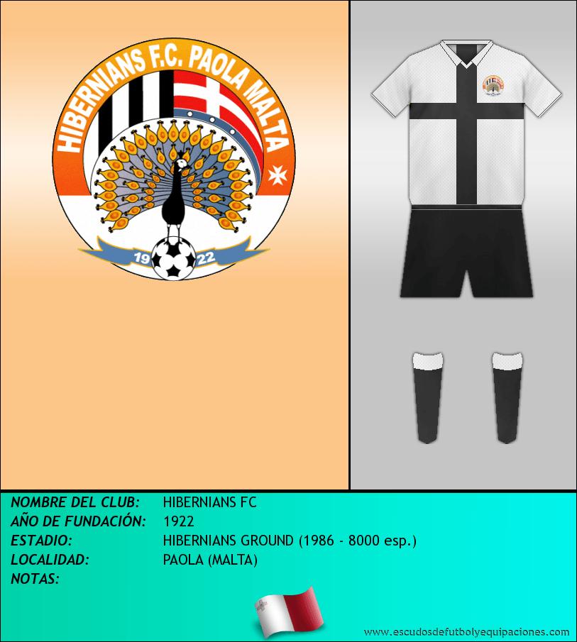 Escudo de HIBERNIANS FC