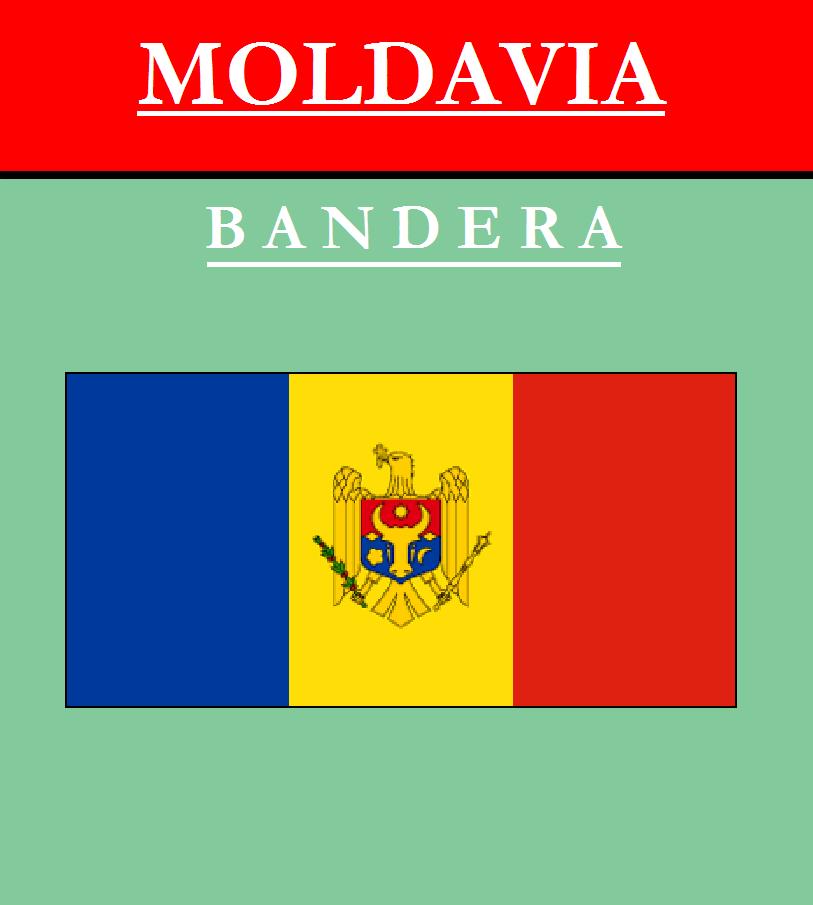Escudo de BANDERA DE MOLDAVIA