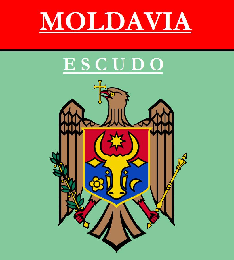 Escudo de ESCUDO DE MOLDAVIA