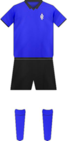 Equipación FC DINAMO DE BENDER