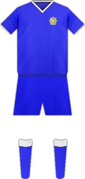 Equipación FC NISTRU