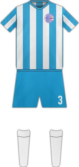 Equipación FC SPERANTA NISPORENI