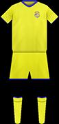 Equipación FC DACIA