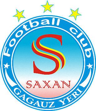 Escudo de FC SAXAN (MOLDAVIA)