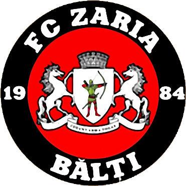 Escudo de FC ZARIA BALTI (MOLDAVIA)