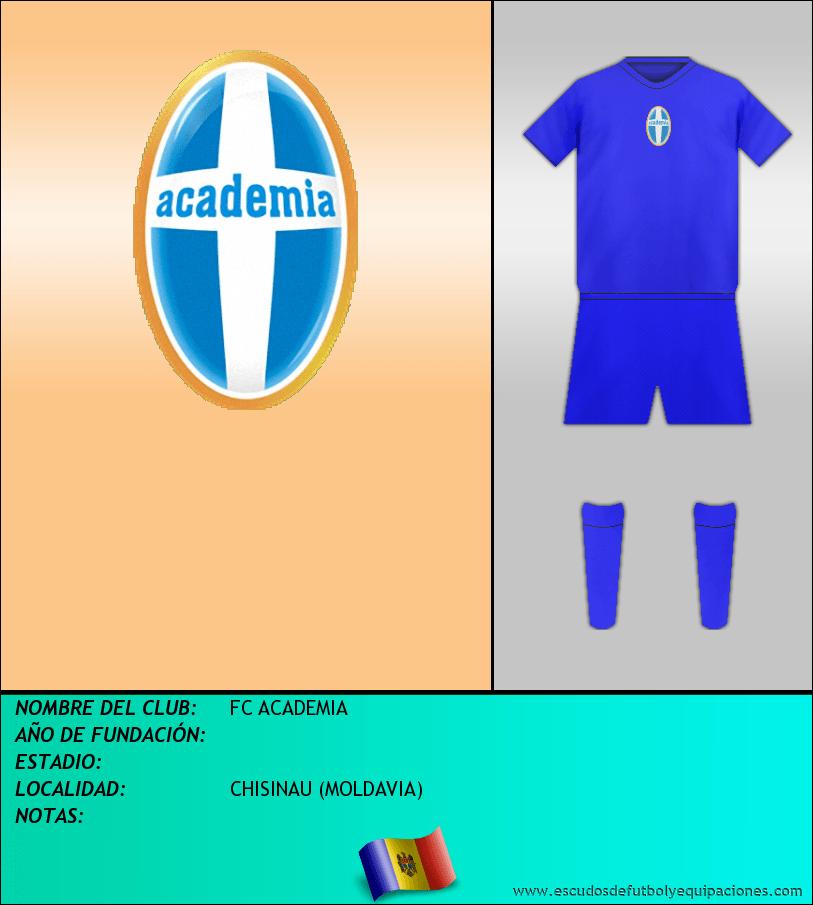 Escudo de FC ACADEMIA
