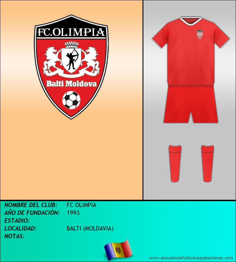 Escudo de FC OLIMPIA