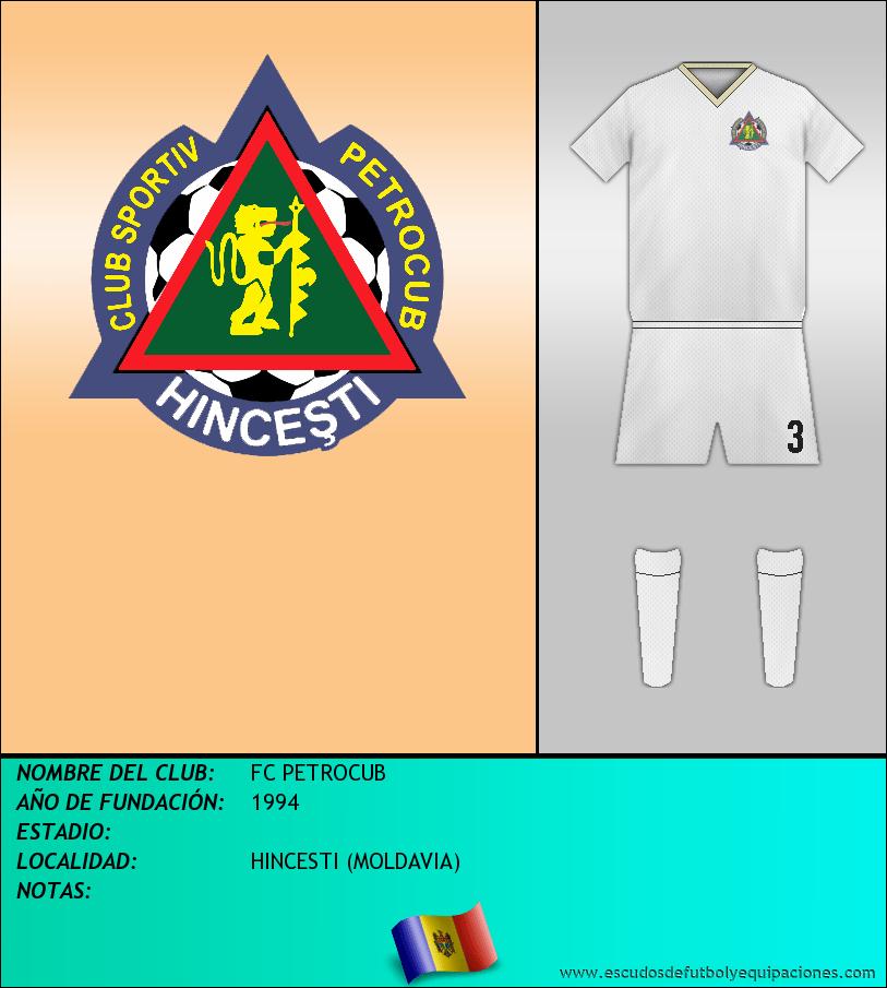 Escudo de FC PETROCUB