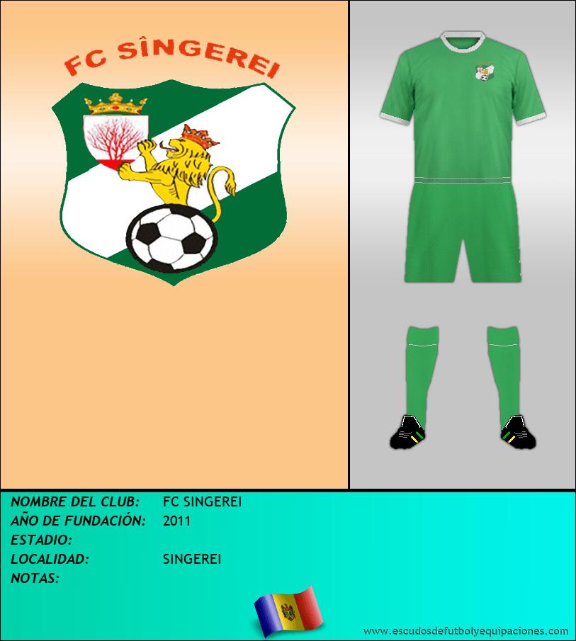 Escudo de FC SINGEREI
