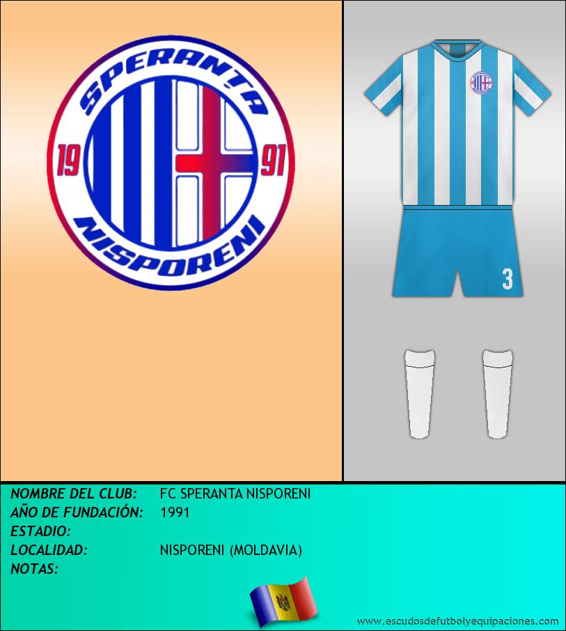 Escudo de FC SPERANTA NISPORENI
