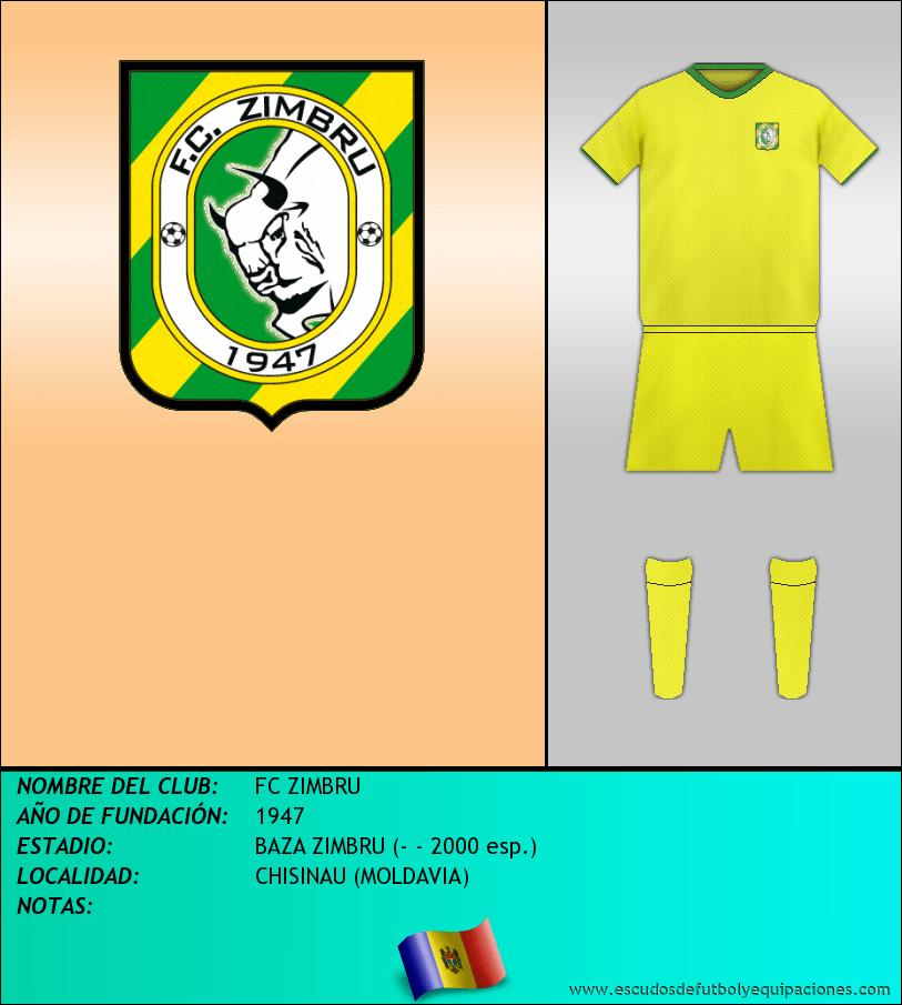Escudo de FC ZIMBRU