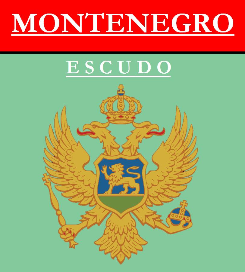 Escudo de ESCUDO DE MONTENEGRO