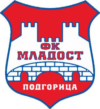 Escudo de FK MLADOST PODGORICA (MONTENEGRO)