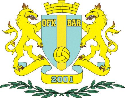 Escudo de OFK BAR (MONTENEGRO)