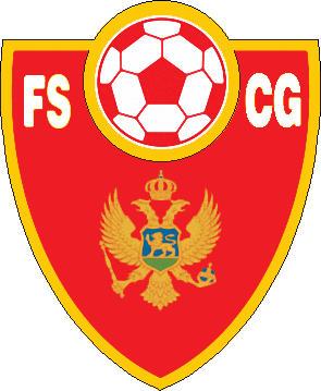 Escudo de SELECCIÓN DE MONTENEGRO (MONTENEGRO)