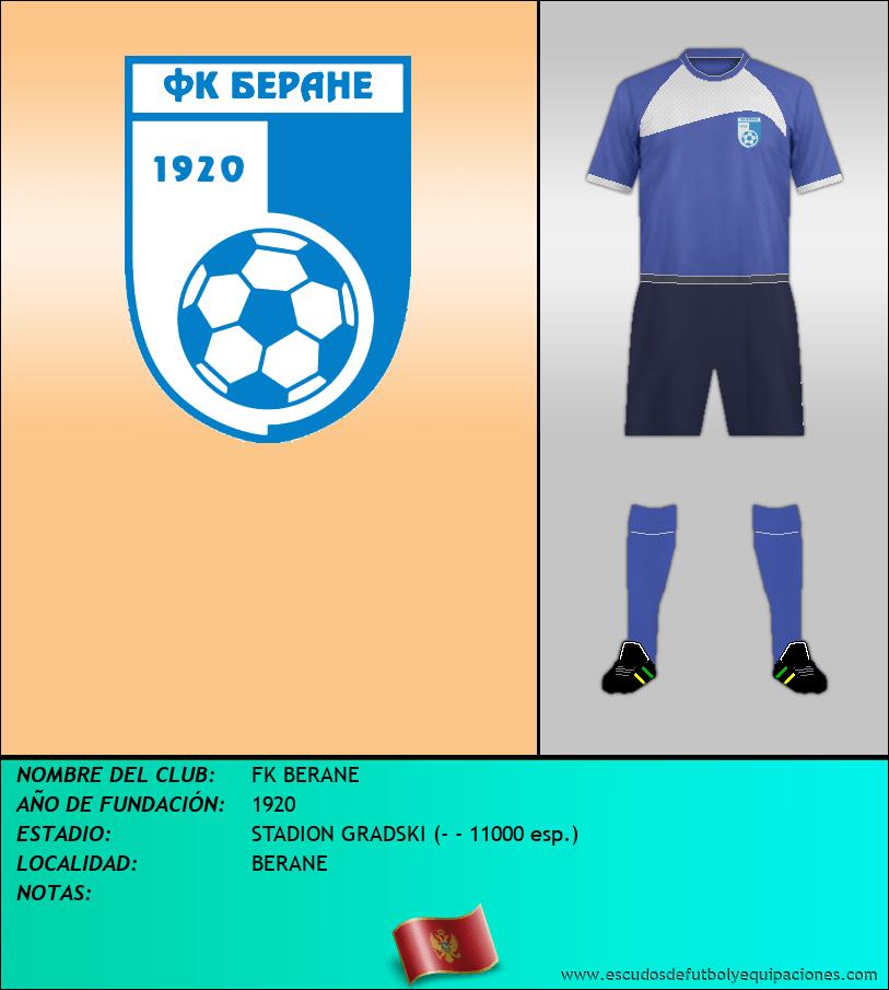 Escudo de FK BERANE