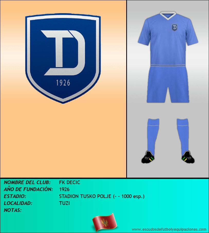 Escudo de FK DECIC