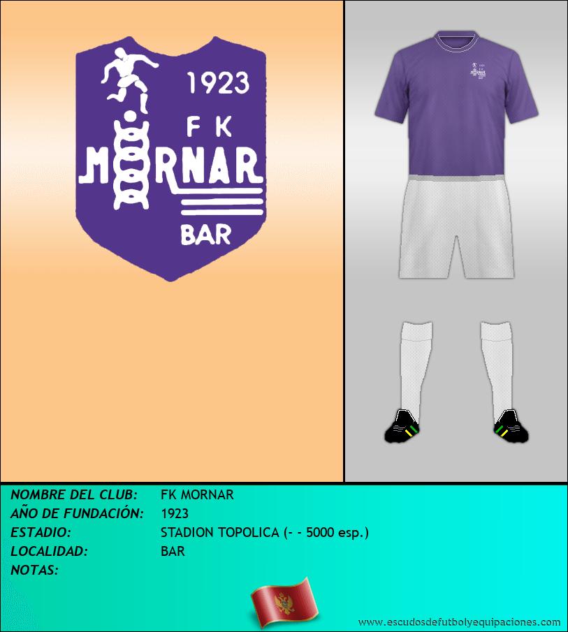 Escudo de FK MORNAR