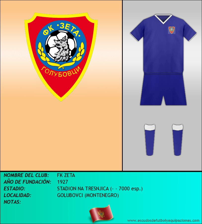Escudo de FK ZETA