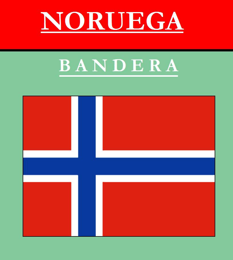 Escudo de BANDERA DE NORUEGA