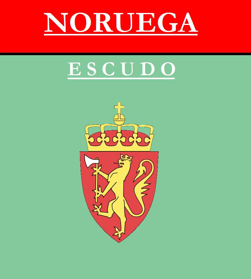 Escudo de ESCUDO DE NORUEGA