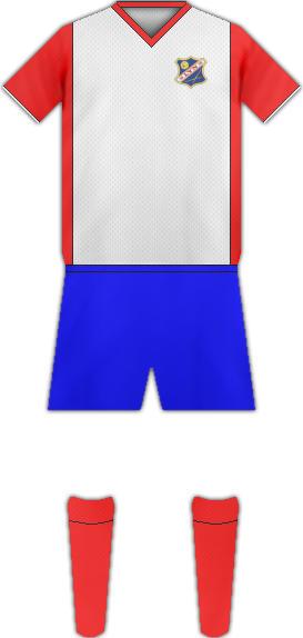 Equipación FC LYNN
