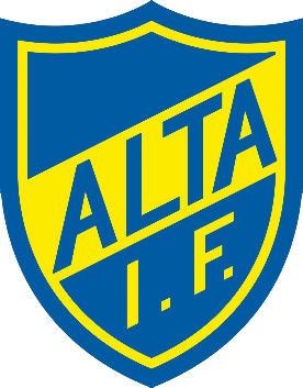 Escudo de ALTA I.F. (NORUEGA)