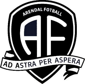 Escudo de ARENDAL FOTBALL (NORUEGA)
