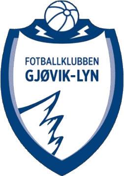 Escudo de FK GJOVIK-LYN (NORUEGA)