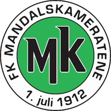 Escudo de FK MANDALSKAMERATENE (NORUEGA)