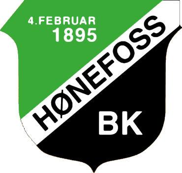 Escudo de HONEFOSS BK (NORUEGA)