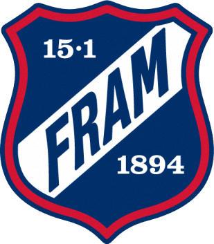 Escudo de IF FRAM LARVIK (NORUEGA)