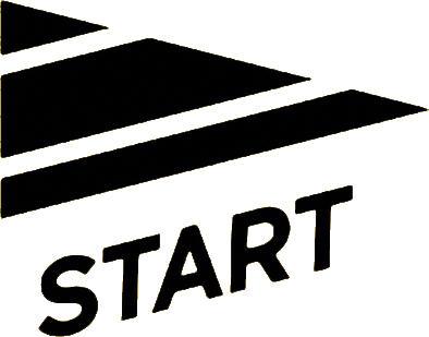 Escudo de IK START (NORUEGA)