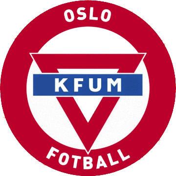 Escudo de KFUM-KAMERATENE OSLO (NORUEGA)