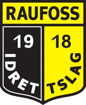 Escudo de RAUFOSS I.L. (NORUEGA)