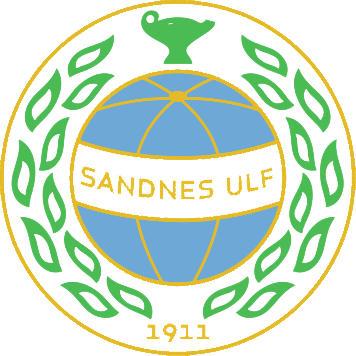 Escudo de SANDNES ULF (NORUEGA)
