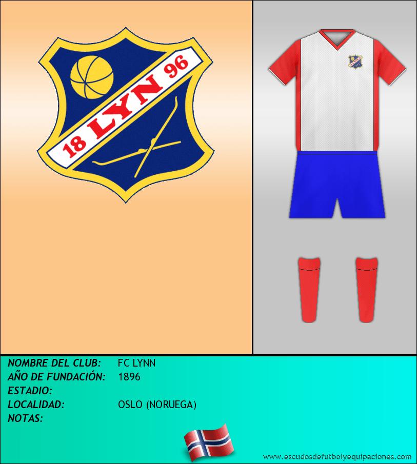 Escudo de FC LYNN