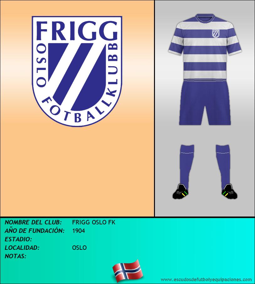 Escudo de FRIGG OSLO FK