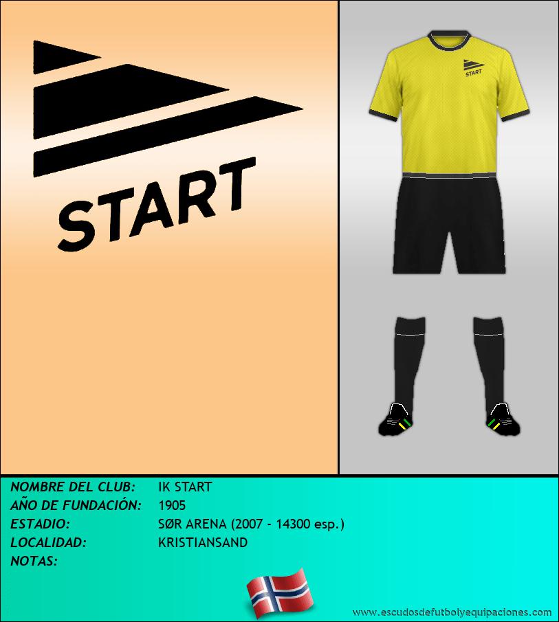 Escudo de IK START