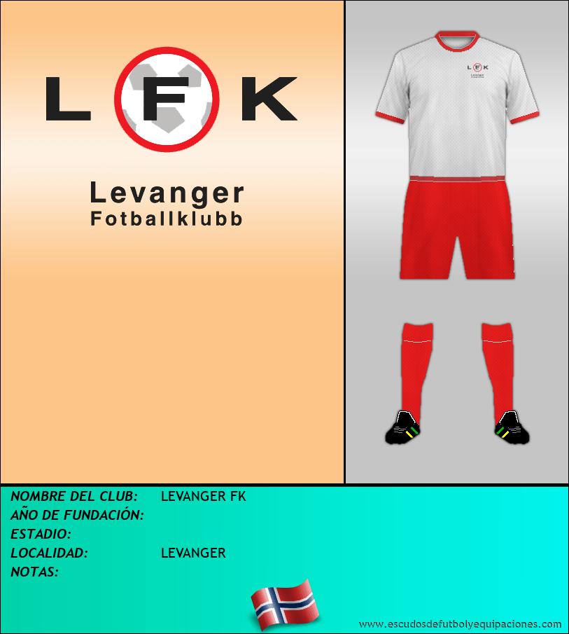 Escudo de LEVANGER FK
