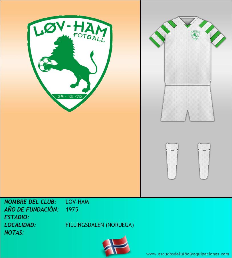 Escudo de LOV-HAM