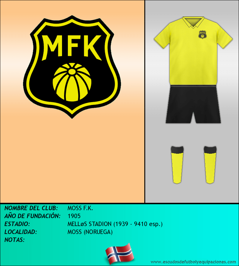 Escudo de MOSS F.K.
