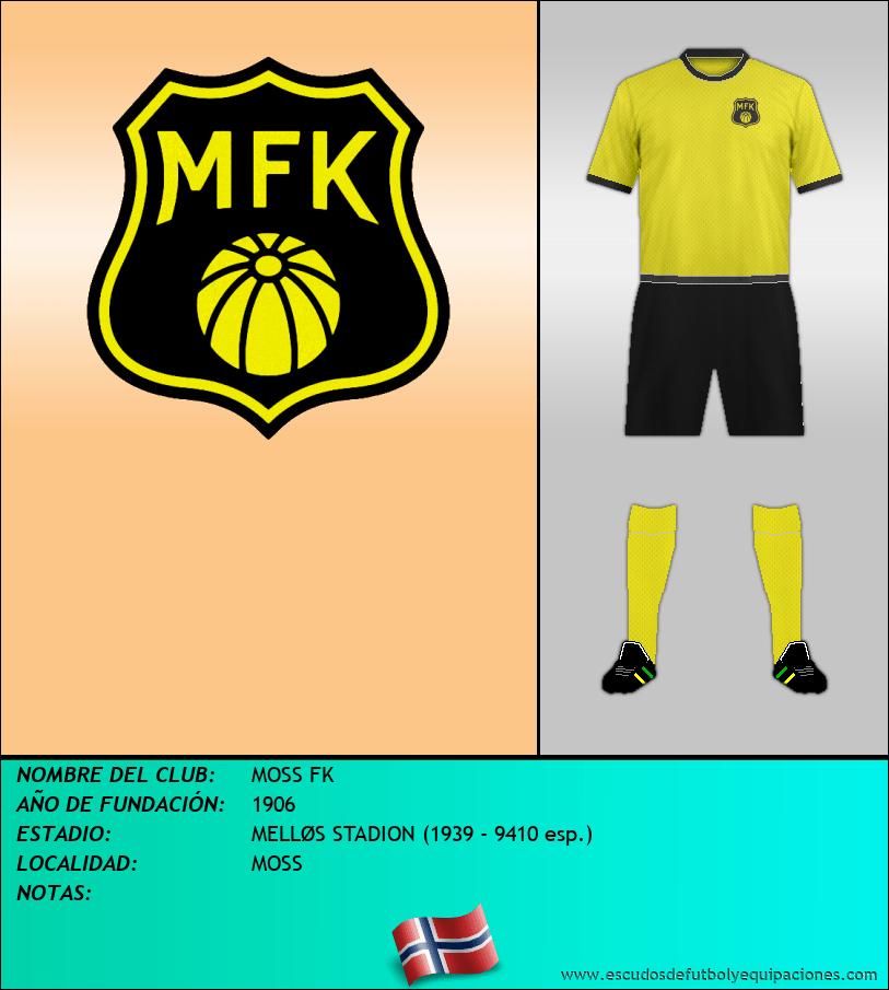 Escudo de MOSS FK
