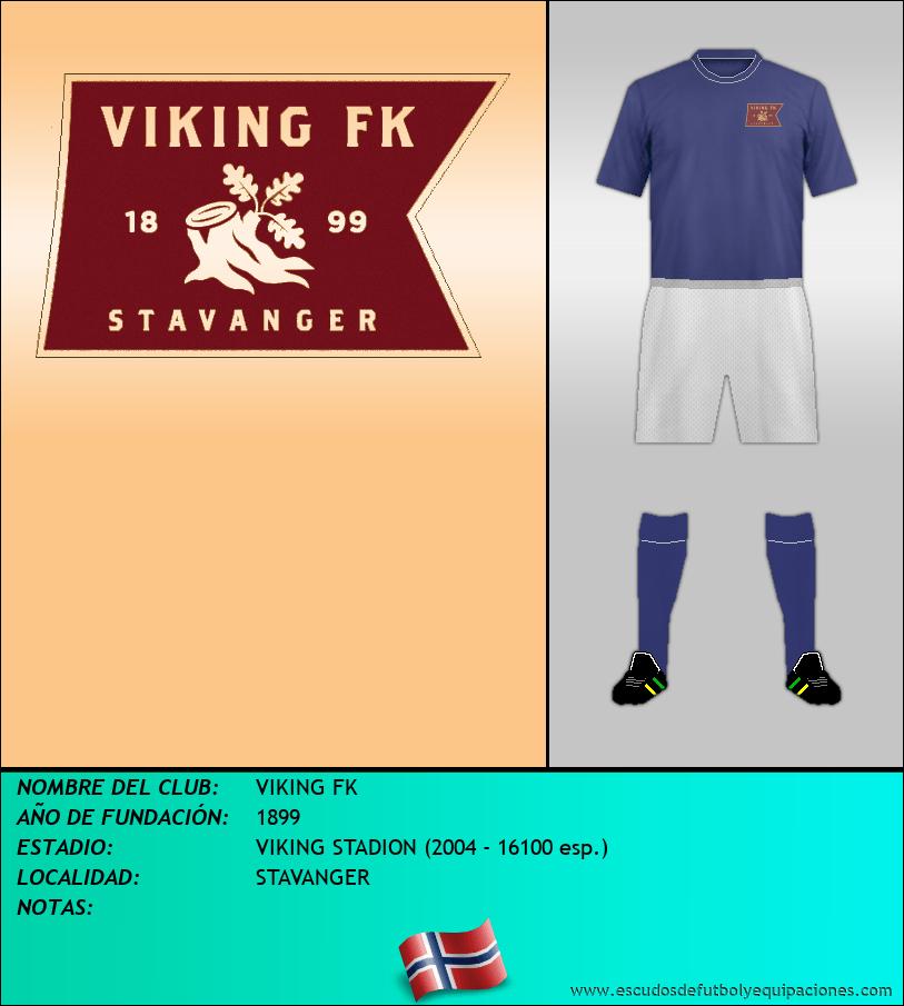 Escudo de VIKING FK