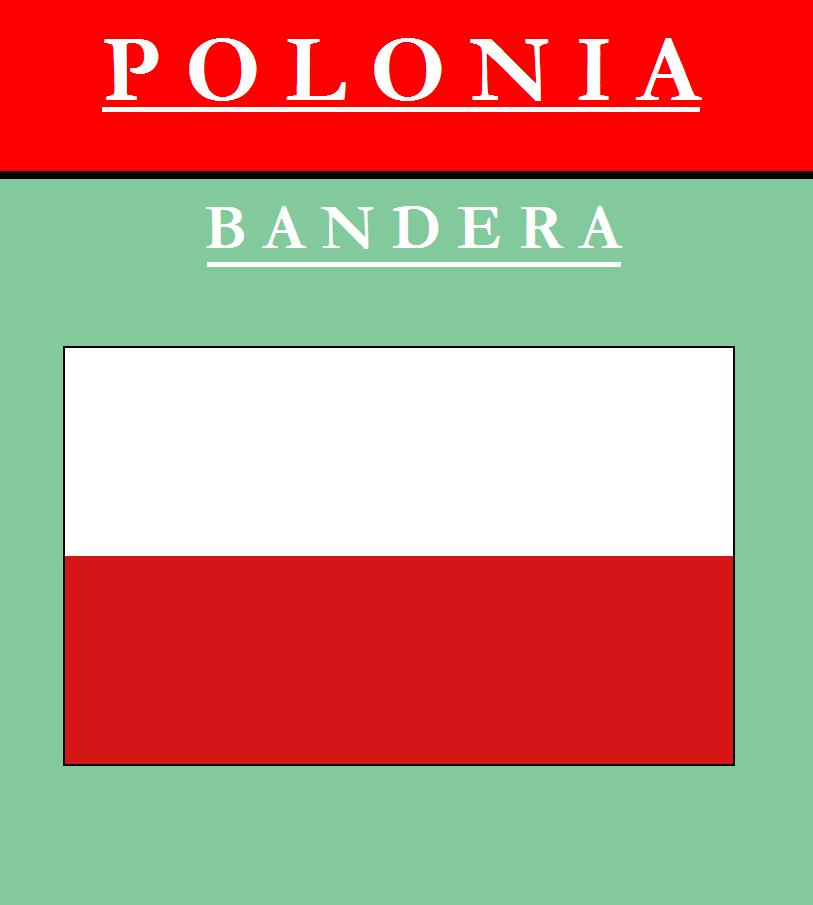 Escudo de BANDERA DE POLONIA