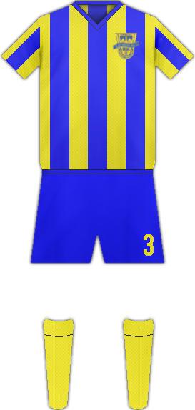 Equipación ARKA GDYNIA FC