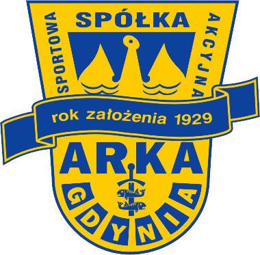 Escudo de ARKA GDYNIA FC (POLONIA)