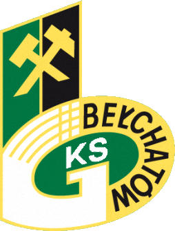 Escudo de GKS BELCHATOW (POLONIA)