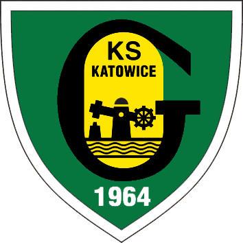 Escudo de GKS KATOWICE (POLONIA)