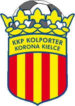 Escudo de KORONA KIELCE (POLONIA)